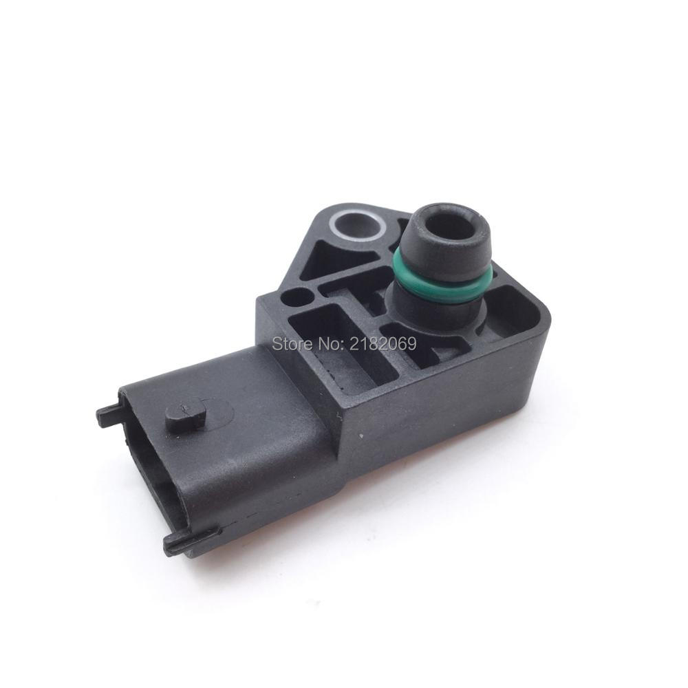 MAP Sensor Manifold Absolute Boost Pressure For Opel ...