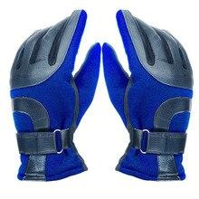 CKAHSBI перчатки для велоспорта Зимние перчатки для сноуборда мужские и женские для езды на мотоцикле и катания на лыжах для верховой езды теплые ветрозащитные уличные Нескользящие лыжные перчатки