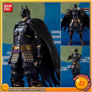 100% Оригинальный BANDAI Tamashii Наций S.H.Figuarts / SHF фигурку-Бэтмен-ниндзя ver.-