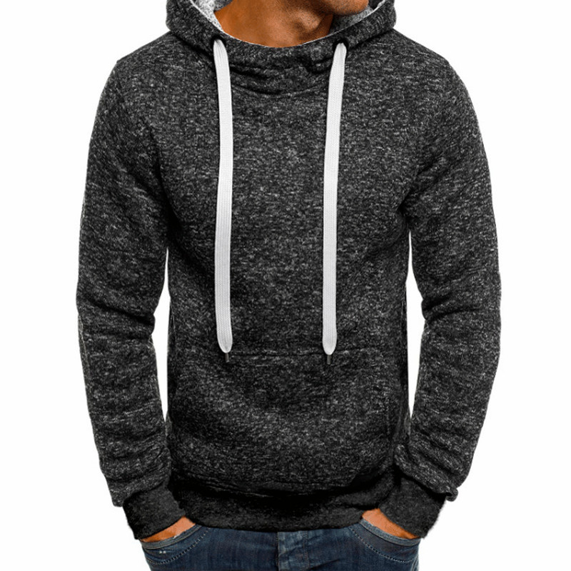 Men's Sweatshirt Hoodie Spring Streetwear Autumn Shuyanly Youth Slim Trends And