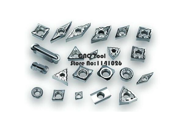 Free Shipping Aluminum Carbide Insert Rcgt10t3mo Cnc Lathe Tool