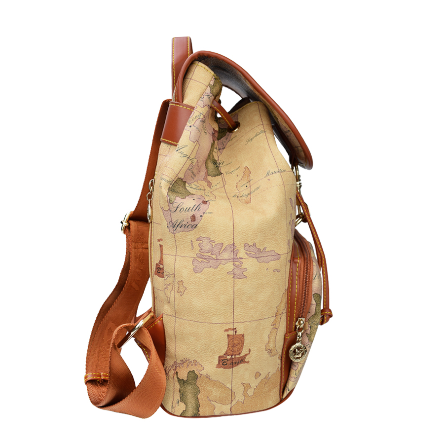 Designer backpack women high quality world map backpack leather men designer backpack women high quality world map backpack leather men backpack big travel backpacks vintage school bags women men in backpacks from luggage gumiabroncs Image collections
