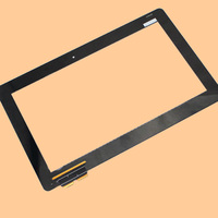 100 Test Black For Asus Transformer Book T100 T100TA Front Touch Screen Digitizer Panel Glass Sensor