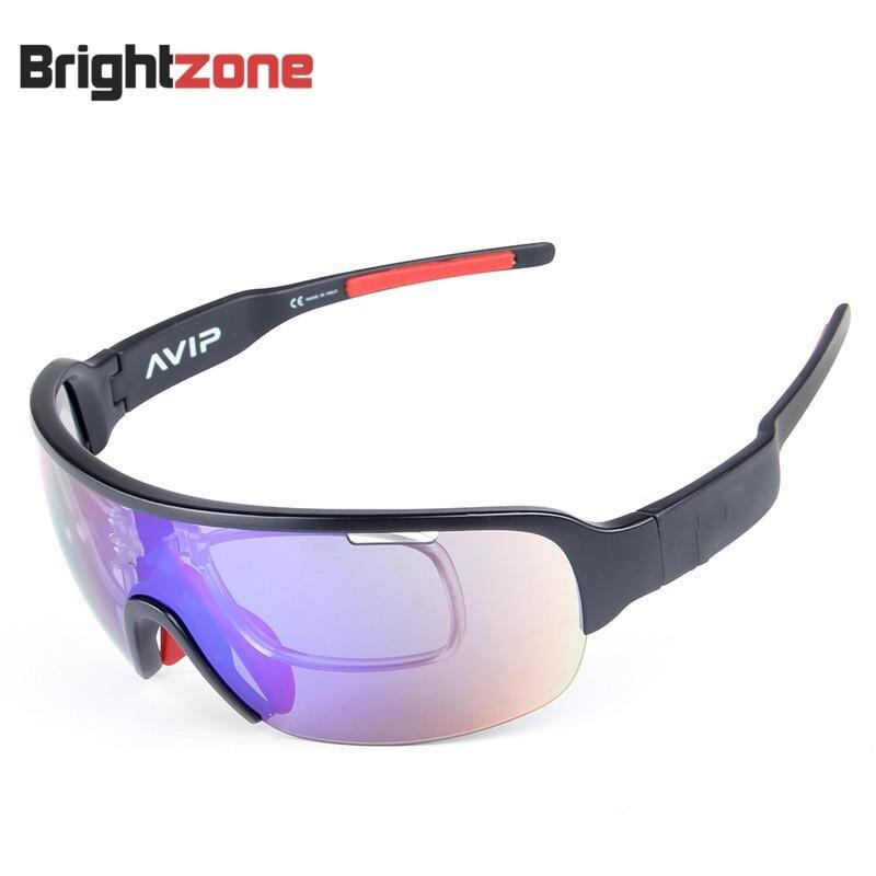2 čočky a 5 čoček vysoce kvalitní polorám multifunkční venkovní sportovní brýle na kola polarizované brýle sluneční clona