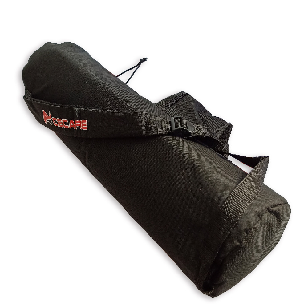 AC8004 Hot Bagpack 4500 psi 6.8L Sucba Air Tank Oxygen Cylinder BAG for PCP Rifle Hunting Paintball black Drop Shipping Acecare