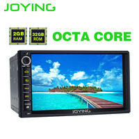 Newest JOYING 2GB RAM 2Din 7 Android 6 0 Car Radio Audio Stereo GPS Navi Media