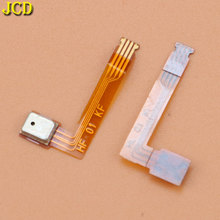 JCD 1PCS Mic Microphone Ribbon Flex Cable For Nintend 3DS for 3DS XL LL 3DSLL 3DSXL Replacement Parts