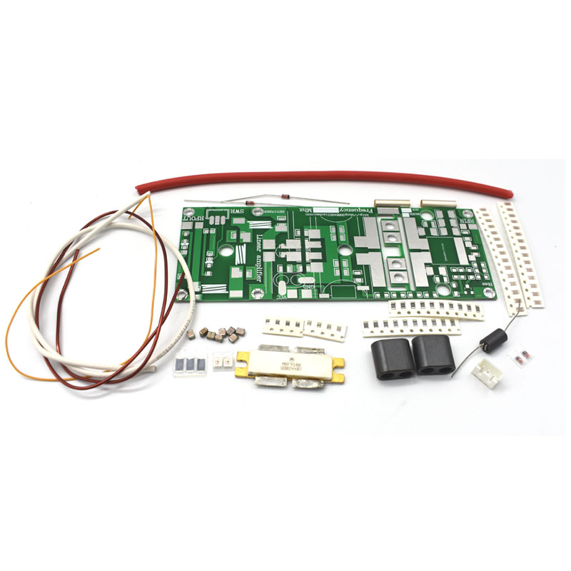Lusya 170W FM VHF 80Mhz-180Mhz RF Power Amplifier Board AMP KITS For Ham  Radio DIY kits C4-002