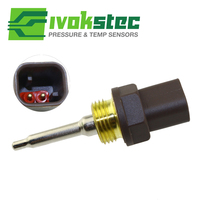 Interruptor do Sensor de Temperatura do motor Temp Sender Para Caterpillar CAT C4 4 C7 C9 T407354 PERKINS 256 6454|sender| |  -