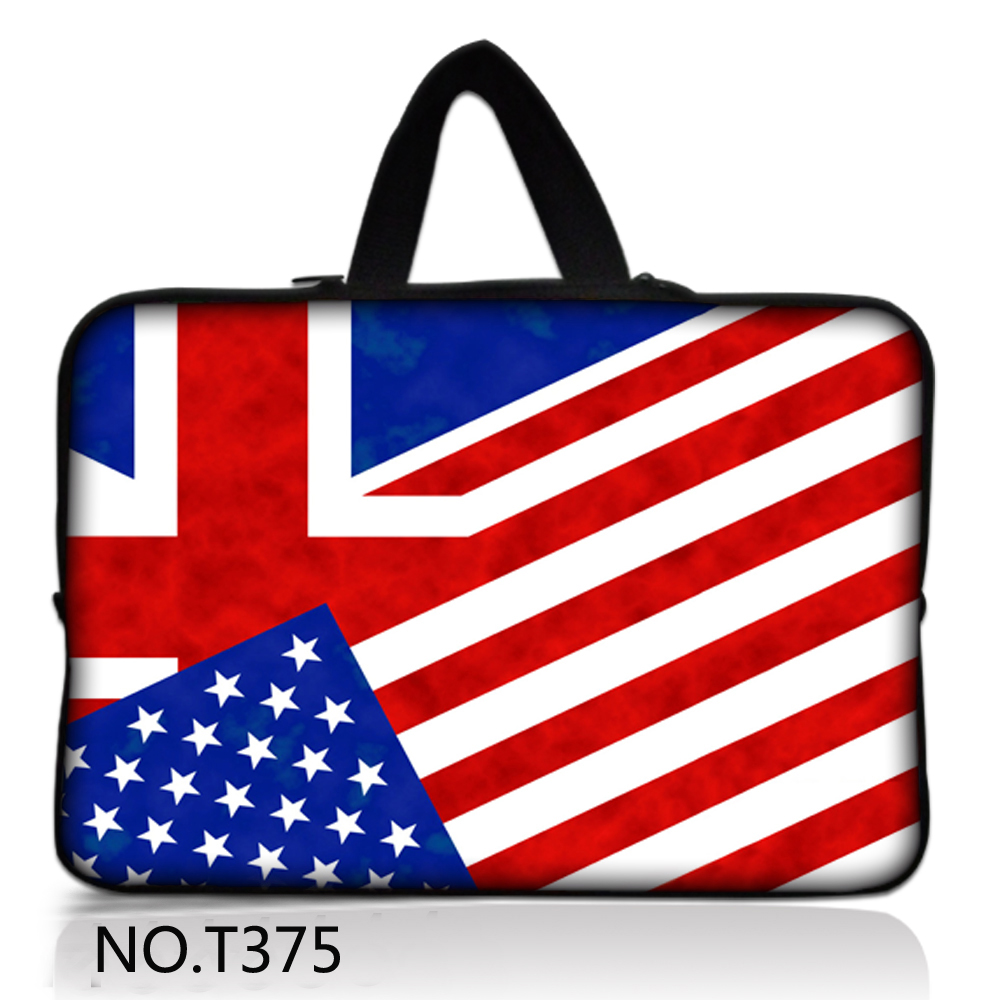 Flags Netbook Laptop Sleeve Case Bag Pouch For 13 inch 13.3 Macbook Pro / Air