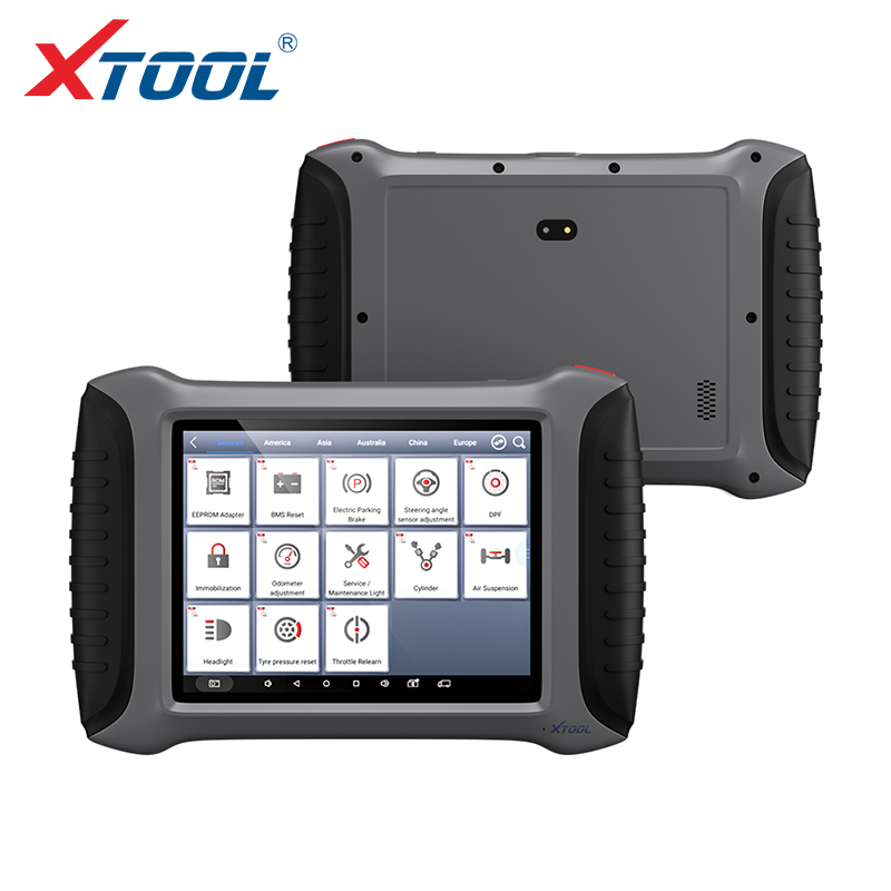 XTOOL A80 Auto key programmer all system obd2 diagnostic tool odometer adjustment EEPROM adapter code reader