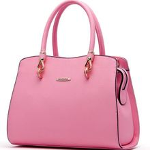 2015 Women Bag PU Leather Famous Brand Tassel Women's Handbags Women Luxury Brand Bags Ladies Leather bolsa feminina J4Q5