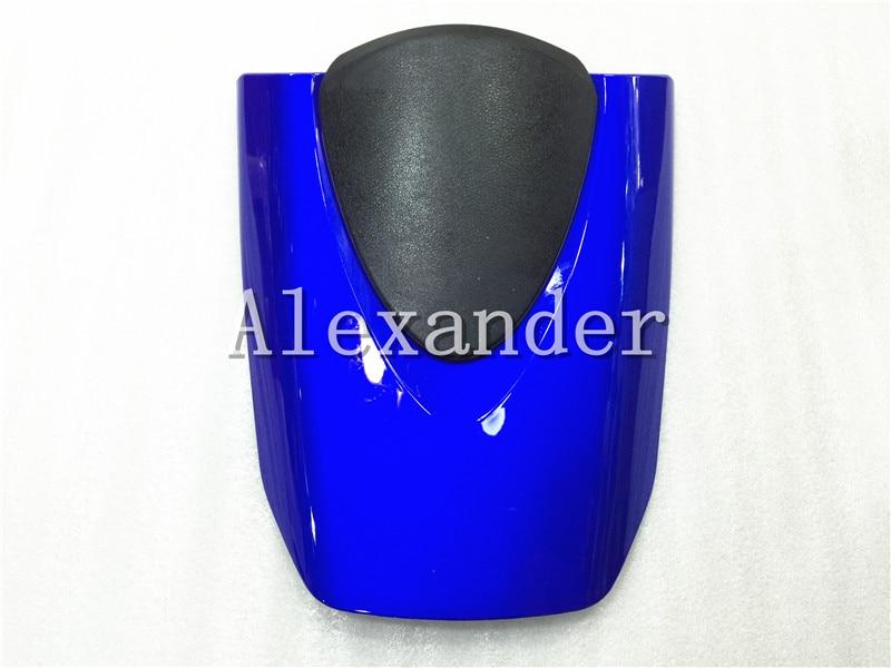 Blue Rear Seat Cover Cowl Solo Seat Cowl Rear For Honda CBR 600 RR F5 2007 2008 2009 2010 2011 2012 Cbr 600 Rr CBR600 600R R F5