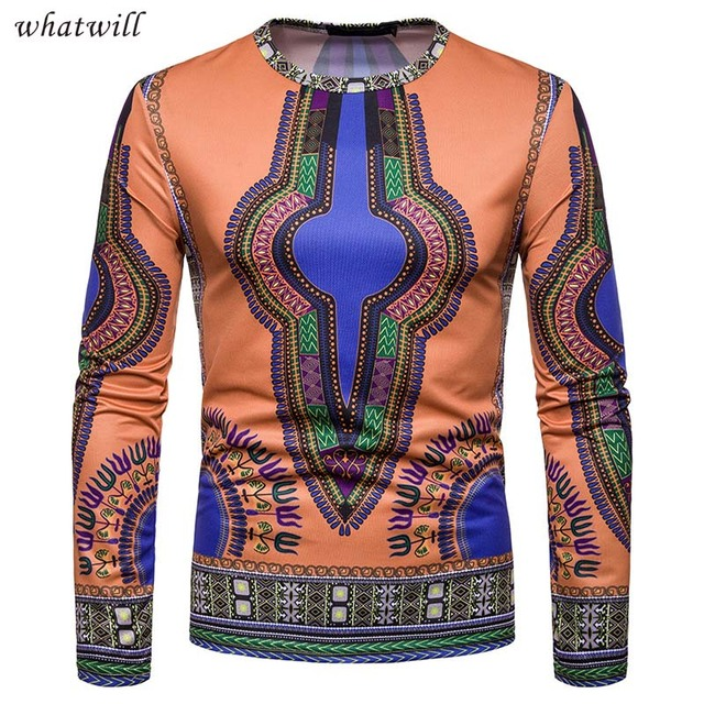 Nueva África ropa moda robe africaine hip hop 3d impreso ocasional de  dashiki ropa Africana vestidos be491fc48a9