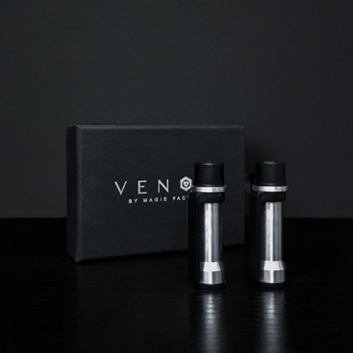 Venom By Magie Factory (Gimmick+online Instruction),Magic Tricks,Mentalism,Stage,Close Up,Fun,Magia Toys,Magician Bar Trick