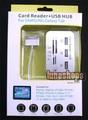 7 In 1 Card Reader + USB HUB for Samsung Galaxy Tab P7500 P7510 P7310 P7300 P6810