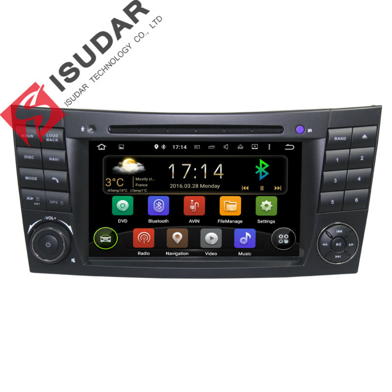 Wholesale Two Din 7 Inch font b Android b font Car DVD Player Video For E