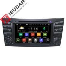 Al por mayor! dos Din 7 Pulgadas Android Coches Reproductor de DVD de Vídeo Para E-class/W211/Mercedes/Benz/CLK/Clase G/W463/CLS W219/Wifi GPS Radio