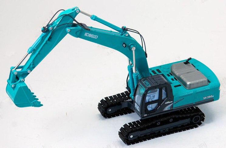 1:43 KOBELCO SK350 ไฮดรอลิก Excavator toy-ใน โมเดลรถและรถของเล่น จาก ของเล่นและงานอดิเรก บน AliExpress - 11.11_สิบเอ็ด สิบเอ็ดวันคนโสด 1