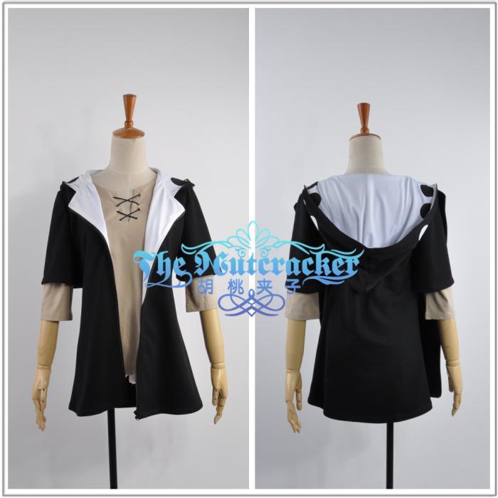 Kagerou projet Kano Shuuya Costume Cosplay Costume manteau + t-shirt H002