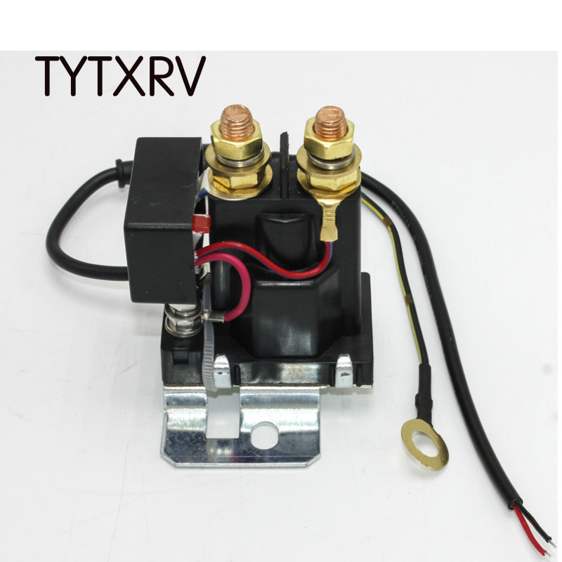 12V 24V 200A Multiple Dual Battery Isolator Applicable for Both Lead Acid and Lithium Batteries Caravan