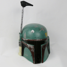 Helmet Star Wars Boba Fett Bounty Hunter Hat Halloween Mask