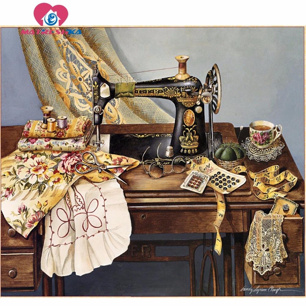 Diy Sewing Machine Crafts