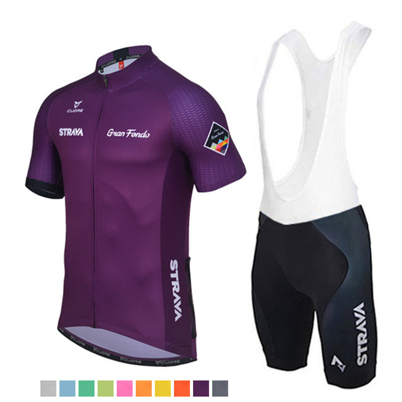 Pro Bicycle Racing Team Short Sleeve Maillot Ciclismo Men's Cycling Jersey Kits Summer breathable Cycling Clothing Sets #DTZ-053 polyester summer breathable cycling jerseys pro team italia short sleeve bike clothing mtb ropa ciclismo bicycle maillot gel pad