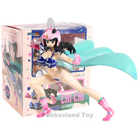 Dragon Ball Gals Chichi Armor Ver. PVC Action Figure Anime Figure Collection Model Toys Doll Gift