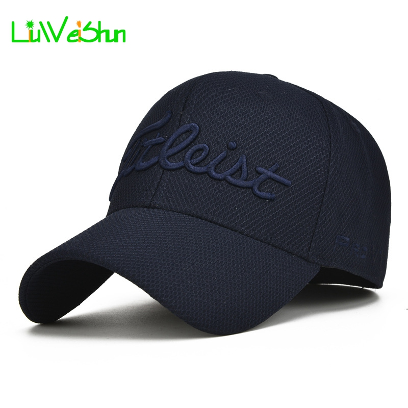 [LWS] New Embroidery Letter Navy Blue Baseball Cap Hats For Men Outdoor Dad Trucker Cap Hats Men Casquette Bone Hip Hop Gorras 2016 new new embroidered hold onto your friends casquette polos baseball cap strapback black white pink for men women cap