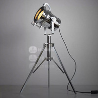 Italian style tripod floor lamp room bedroom lamp floor italian design lamps vintage floor lamps Contains LED bulb Free shipping