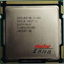 Intel Core i5-680 i5 680 3.6 GHz Dual-Core CPU Processor 4 M 73 W LGA 1156