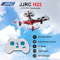 JJRC H22 Mini RC Drone 2.4G 4CH 6-axle 3D Inverted Flight RC Quadcopter RTF Headless Mode One Key Return RC Toys for Children