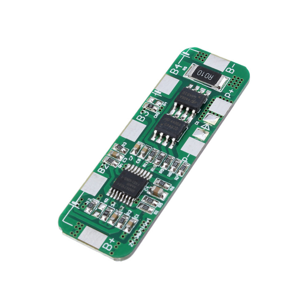 4A-5A PCB BMS Protection Board for 3 Packs 18650 Li-ion lithium Battery Cell 3S  2PCS 4a 5a pcb bms protection board for 3 packs 18650 li ion lithium battery cell 3s 2pcs