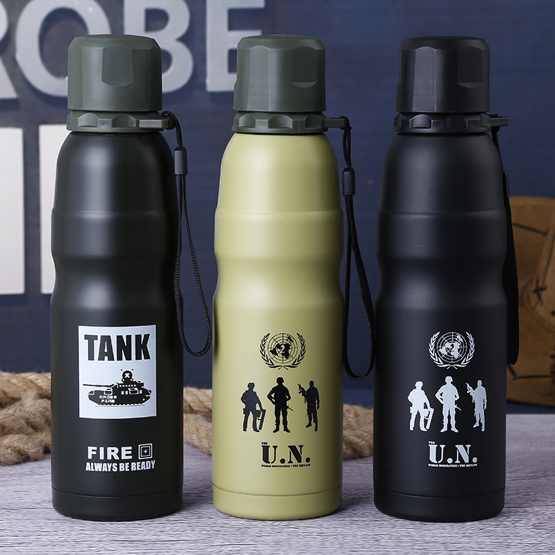 Water Drink Bottle Sport Yoga Cup Cycling Portable Bike Gym 500 ml 2018 new 0.5l