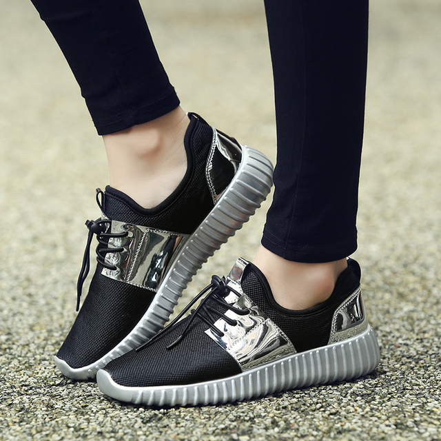 Running Shoes Women Breathable Basket Femme Sneakers Men Autumn Outdoor Sport Shoes Women Training Shoes Men Chaussures Femme 2