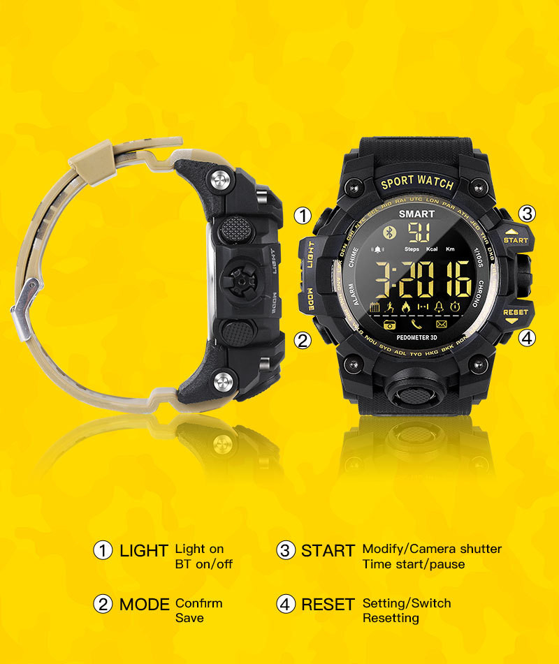 Smartwatch Multifunction Waterproof Smart Watch Men (30)