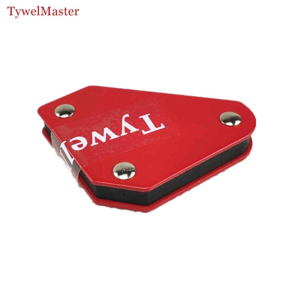 9LB Welding Locator Strong Magnet Welder Positioner 45 90 135 Power Tool Accessories Soldering Fixture Magnetic Welding Holder