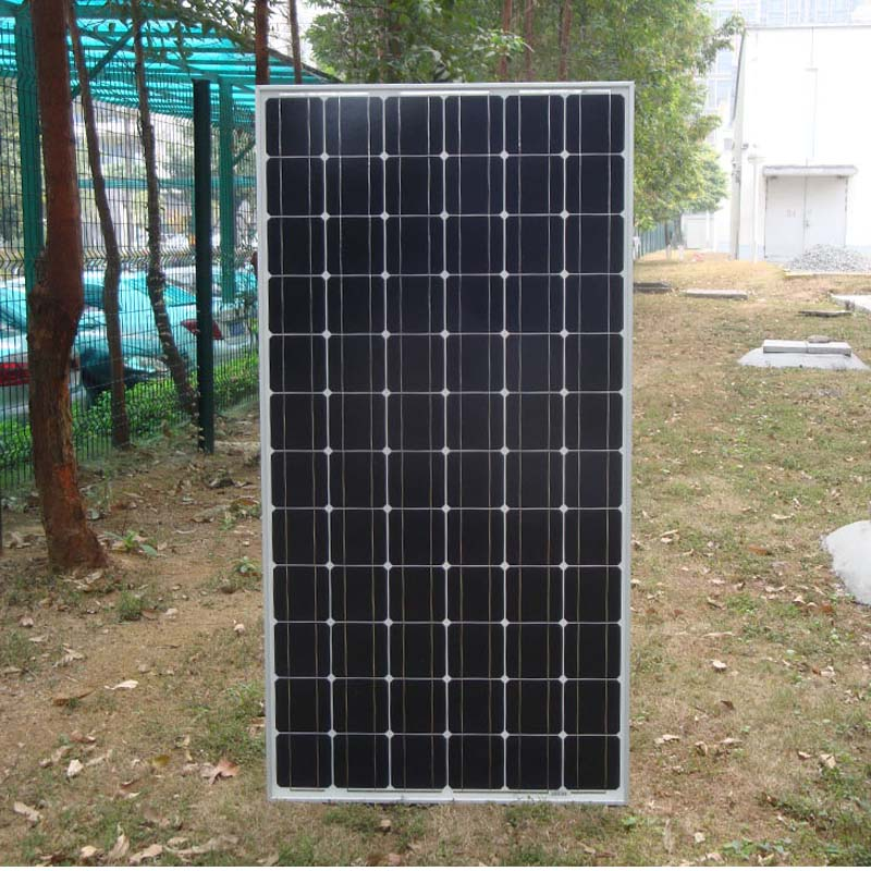 Monocrystalline <font><b>Solar</b></font> <font><b>Panel</b></font> Module 200w 36v 15Pcs <font><b>Solar</b></font> Battery Charger 24v <font><b>Solar</b></font> Home System <font><b>3000w</b></font> 3KW House Use Off One Grid image