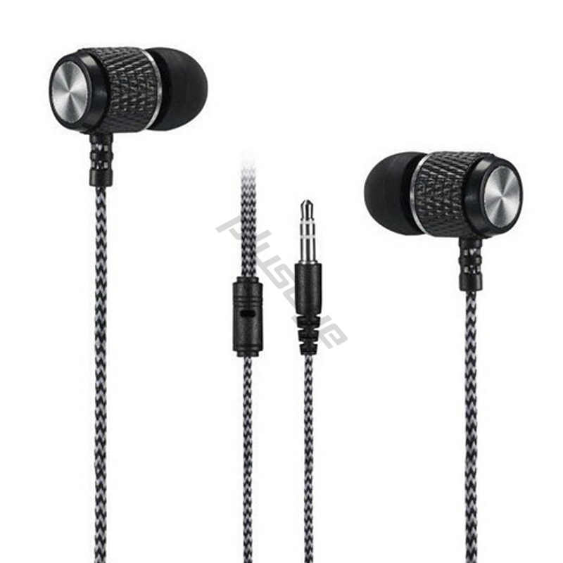 Wholesales 3.5mm In-Ear line headset stereo earphones game headset without mic for xiaom ...