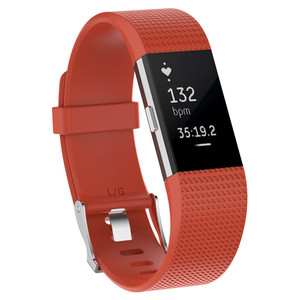 Image 3 - Best price Wristband Wrist Strap Smart Watch Band Strap Soft Watchband Replacement Smartwatch Band For Fitbit Charge 2
