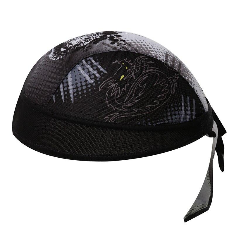 Man Quick Dry Bandana Ciclismo Bike Cycling Cap Headscarf Headband Women Racing Bicycle Hat Outdoor Sports Hiking Skiing Cap