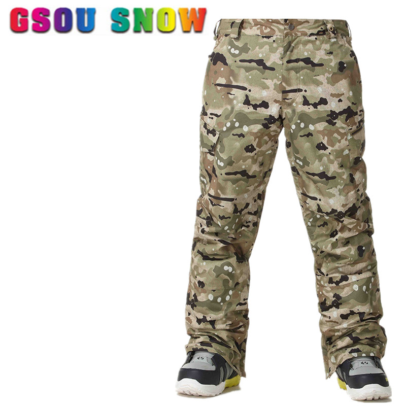 Pantalon Camouflage Camouflage Homme Homme Camouflage Homme Ski Ski Pantalon Pantalon Ski E2IHDW9Y