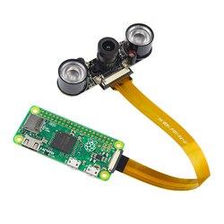 Raspberry Pi Zero Camera Focal Adjustable 5MP Webcam Night Vision Camera Module for Raspberry Pi Zero W