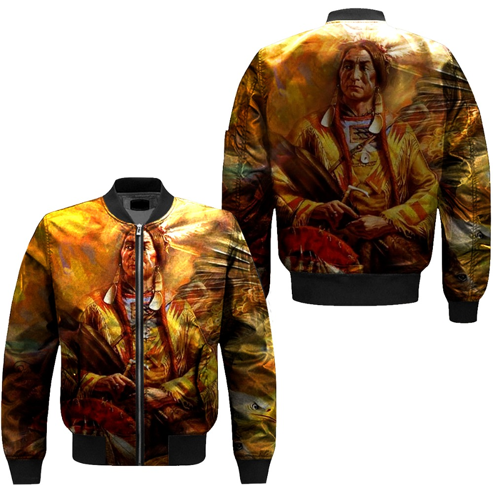 2019 new  hot sale Man Bomber Jacket Over printed 3D Digital Coat, Customize design, US size, fast shipping