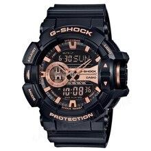 2bb80b4eeae Relógio Casio G-SHOCK Série Sentido Direto Operação Coroa de Giro Esporte  relógio dos homens