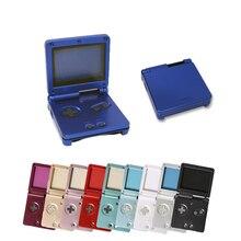 10 Chiếc Rất Nhiều Cho GBA SP Nhà Ở Lưng Cổ Điển Phiên Bản Thay Thế Nhà Ở Vỏ Tay Cầm Chơi Game Dành Cho Gameboy Advance SP