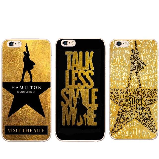 hamilton iphone 7 case