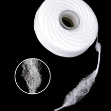 Новая 5 рулонная вода пушистая зубная нить 50 метров зубная нить проволока встроенная катушка Вощеная мята плоская проволока отбеливание зубов Чистка