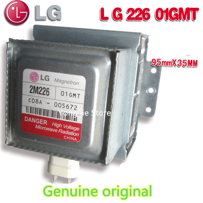 Genuine original Magnetron 2M226 adapter  LG Magnetron Microwave Oven Parts,Microwave Oven Magnetron  Lg of the magnetron-in Microwave Oven Parts from Home Appliances